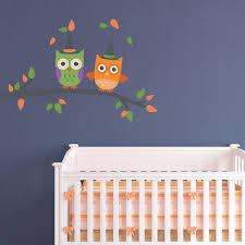 halloween owls halloween owls printed wall decal
