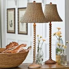 Design For Wicker Lamp Shades Ideas 2052 Best Dream Lighting Images On Pinterest Table Lamps