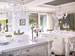 Kitchens With Two Islands 10 Best Celebrity Kitchens Insider