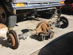 ford ranger rear axle ford 8 8 axle in yj
