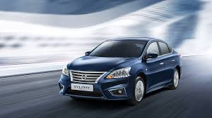 purple nissan sentra new sylphy elegance refreshed nissan singapore
