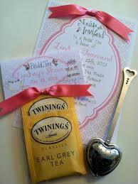 tea bag favors bridal shower birthday bridal tea bag topper favors with