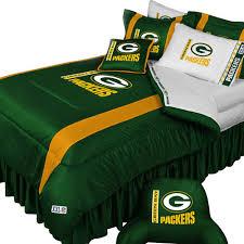 Green Bay Packers Bedding Set Green Bay Packers Bedding Green Bay Packers Comforter Set Green