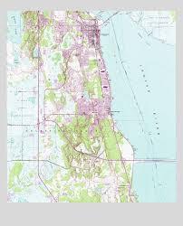 florida topo map titusville fl topographic map topoquest