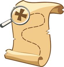 treasure map clipart treasure map free to use clipart wikiclipart