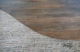 Flexible Laminate Flooring Decor Contemporary Carpet Transition Strip For Floor Decoration