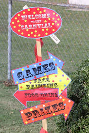 carnival decorations carnival birthday party ideas carnival birthday carnival and
