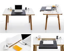 rangement de bureau design un bureau au design étudié pour votre mac mais pas seulement
