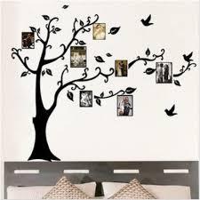 wall decals australia wall art stickers tree nursery baby room photo frames family tree