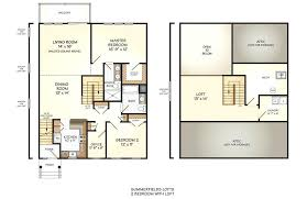 2 house plans with basement 2 bedroom floor plans with basement decoration ideas finished