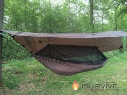 dd travel hammock bivi green isurvive camping store slot