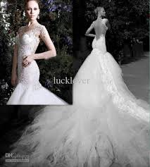 luxury mermaid wedding dresses luxury newtulle glamorous mermaid wedding dresses lace