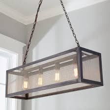 Rectangular Island Light Island Billiard Chandeliers Shades Of Light