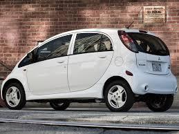 mitsubishi electric car mitsubishi discontinues i miev in the united states no