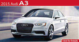 2015 audi a3 lease 2014 2015 audi model information chicago car suv research
