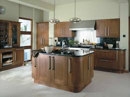 walnut and cream kitchen design ideas deductour com design ideas cabinets brown color wooden classic interior rustic country decor with hickory interior walnut and