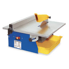 Dewalt Wet Tile Saw Manual by Qep Portable Tile Saw Wet Cut 7 In Blade 1yrl9 60089q Grainger