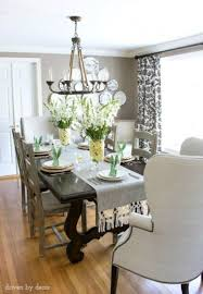 Simple Vase Centerpieces Dining Room With Simple Decorations Floral Centerpieces In Vases