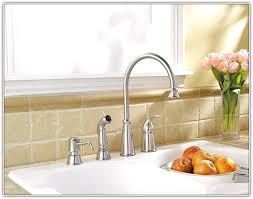 3 hole kitchen faucet soap dispenser home design ideas