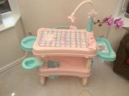 Dolls Changing Table Baby Annabells Dolls Changing Table Ebay