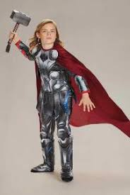 thor costume ultimate thor costume for kids chasing fireflies