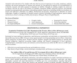Usajobs Builder Resume Resume Format For Usa Jobs Federal Resume Sample And Format The