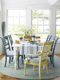 Country Style Dining Room 40 Beach House Decorating Beach Home Decor Ideas