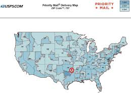 Usps First Class Shipping Time Map Shipping Information Eliza James Kids