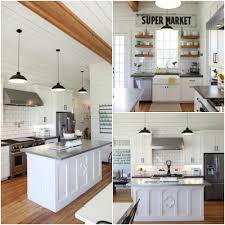 10 fixer upper modern farmhouse white kitchen ideas kristen hewitt