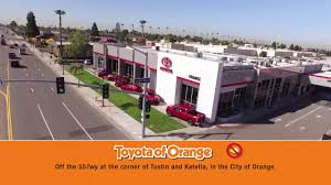 lexus of tustin service toyota of orange is the number 1 in orange county number 1