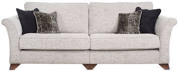 Alan White Loveseat Buy Buoyant Rosa 4 Seater Fabric Modular Sofa Online Cfs Uk