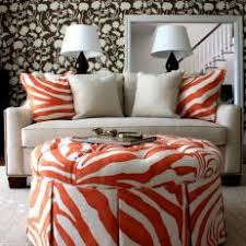 Zebra Ottoman Photos Hgtv
