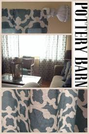 Curtains Pottery Barn by Best 25 Pottery Barn Curtain Rods Ideas On Pinterest Panel