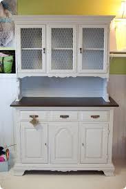 kitchen hutch ideas best 25 kitchen hutch redo ideas on hutch makeover
