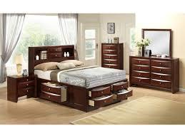 Storage Bed Elements Bedroom Beckett Queen Storage Bed Two Nightstands Free