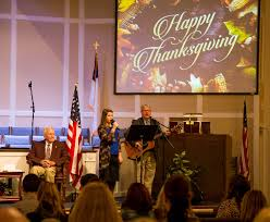 musical thanksgiving pie praise u0026 preaching thanksgiving service 2016 victory