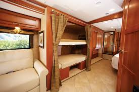 Class A Motorhome With Bunk Beds Tips For Rv With Bunk Beds Glamorous Bedroom Design
