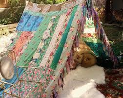 Hippie Bohemian Bedroom Meditation Tent Teepee Bohemian Boho Canopy Hippy Scarves