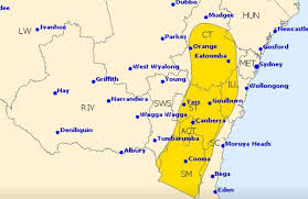 bureau of metereology wind gusts up to 90km h bureau of meteorology issues warning for