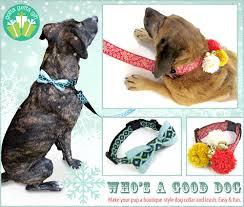 dog ribbon dog collar leash sets sew4home