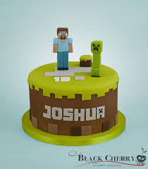 18 minecraft cake images minecraft party