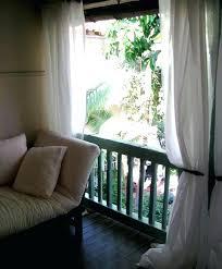 outdoor balcony curtains best balcony curtains ideas on apartment