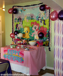 my little pony birthday party ideas food decorations games and