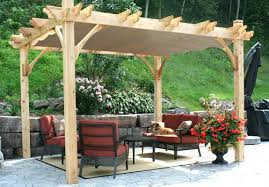 Home Depot Pergola Kit by Pergola With Retractable Canopy Uk Arched Breeze Pergola 10ft X