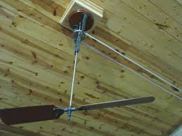 Belt Driven Ceiling Fan Dosgildas Com