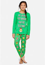 plus size pajamas pj sets sizes 10 20 justice
