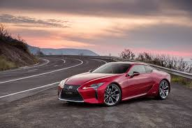 lexus metallic wallpaper lexus 2017 lc 500h red metallic automobile