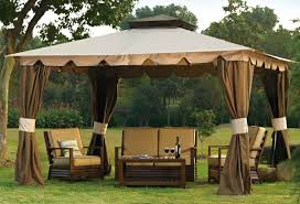 Portable Gazebo Walmart by Pergola Fantastic Ideas Patio Screened Gazebo Stunning Screened