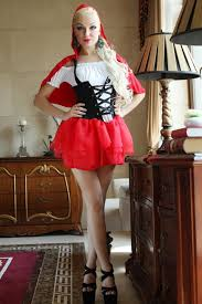 racy red riding hood costume storybook costumes princess