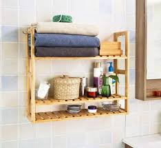 badezimmer hã ngeregal chestha dekor ablage badezimmer